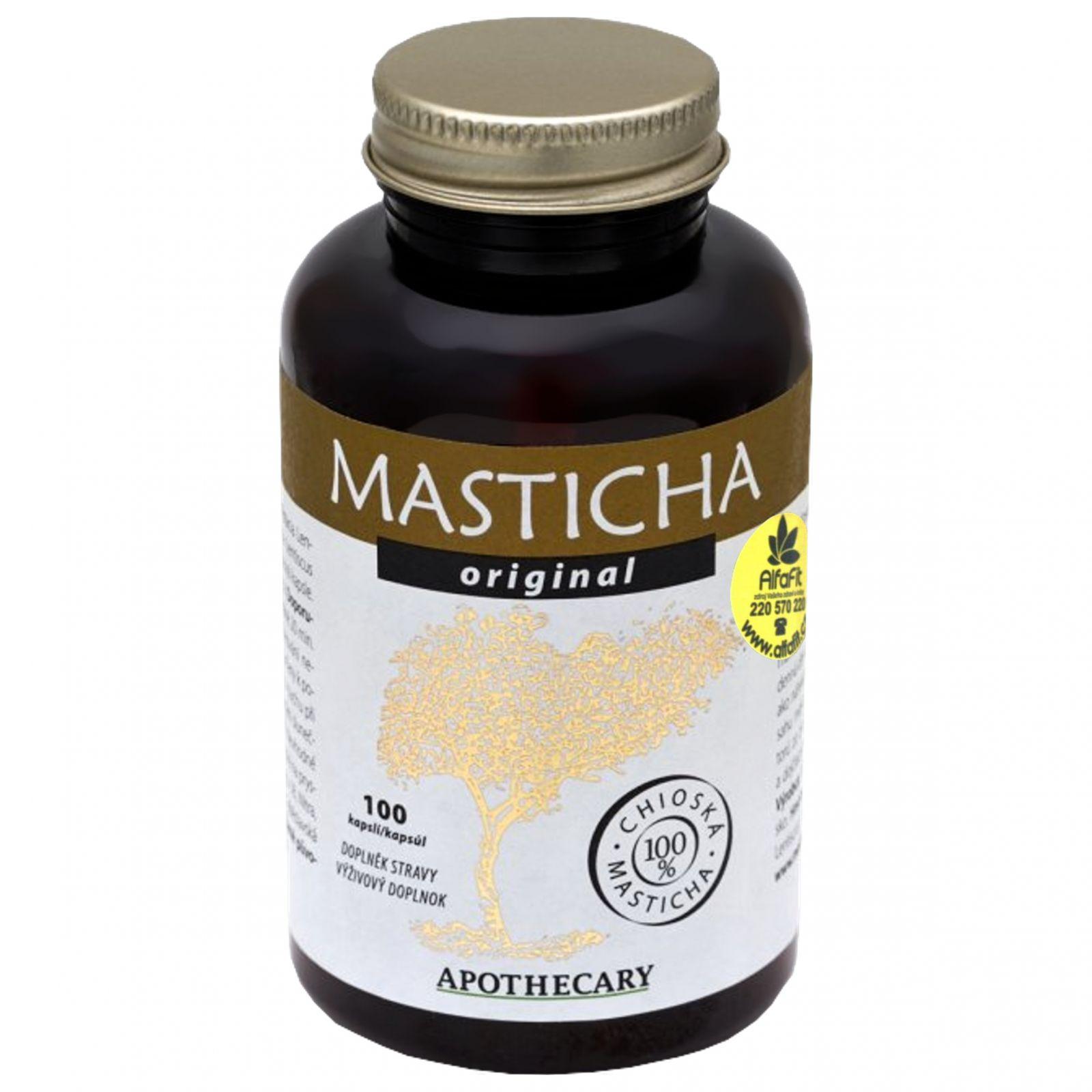 Masticha original 100 kapslí
