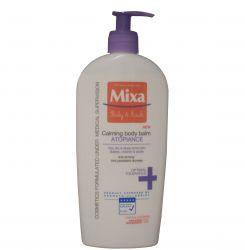 MIXA Zklidňující tělové mléko 400 ml