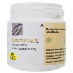MRL Cordyceps sinensis ─ Housenice čínská 90 tablet