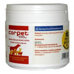 MRL Corpet 90 tablets ─  veterinary medicine with the Trametes versicolor (Coriolus versicolor)