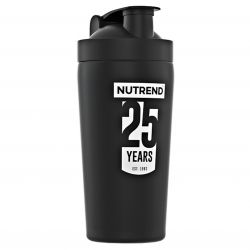 Nutrend stainless steel shaker 780 ml