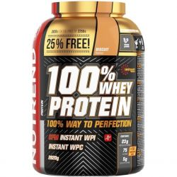 Nutrend 100% WHEY PROTEIN + 25% FREE! 2820 g