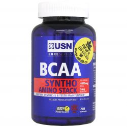 USN BCAA Syntho Stack 240 Capsules