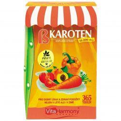 VitaHarmony Beta karoten 10000 m.j. ─ 365 capsules