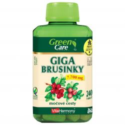 VitaHarmony Giga Cranberries XXL 7700 mg ─ 240 tablets