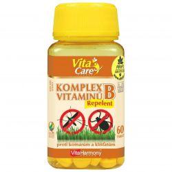 VitaHarmony Komplex vitaminů B 60 tablet