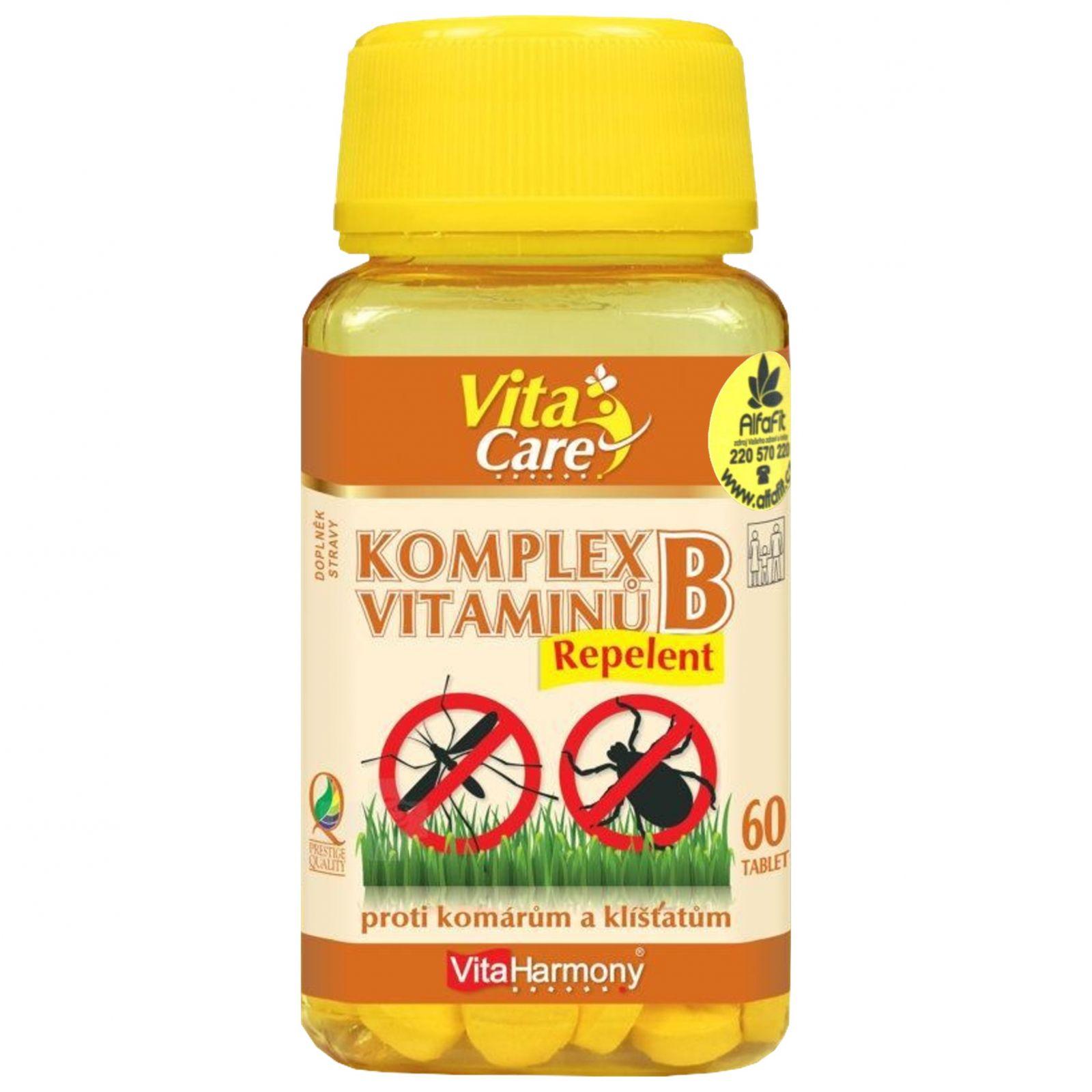VitaHarmony Vitamín B Repelent