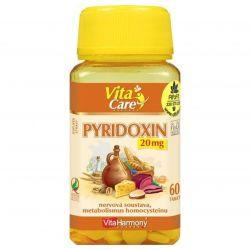 VitaHarmony Pyridoxin 60 tablet