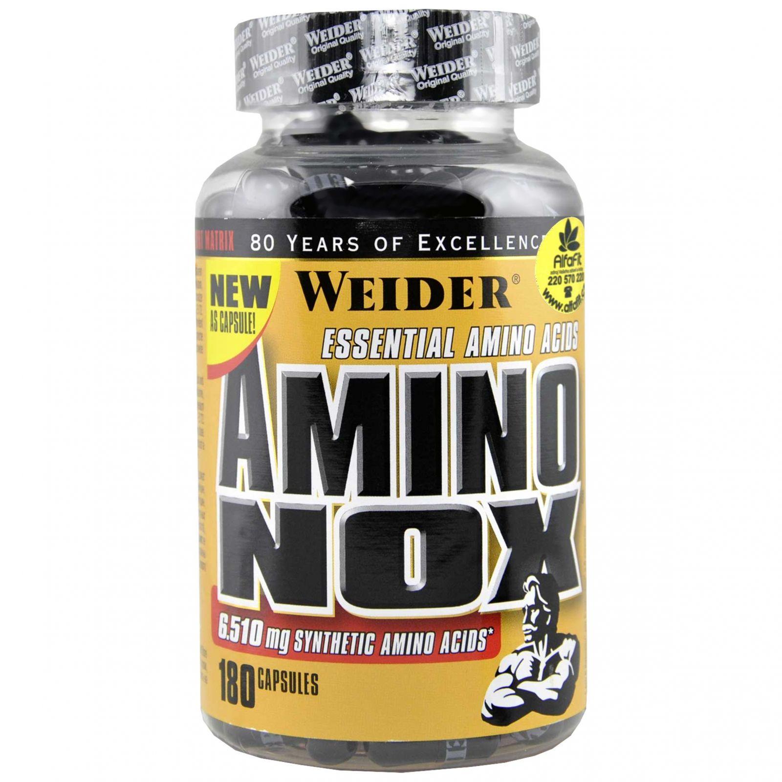 Weider Amino NOX 180 tablet