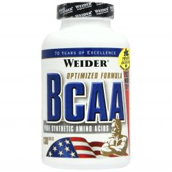 Weider BCAA All free form 130 Tabletten