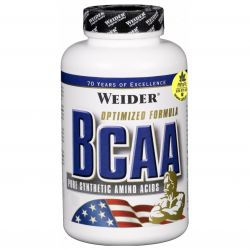 Weider BCAA All free form 260 tablets