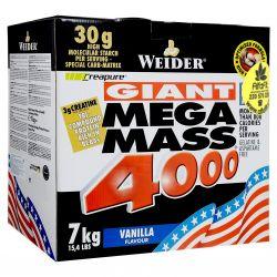 Weider Giant Mega Mass 4000 ─ 7000 g
