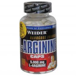 Weider L─Arginine 100 capsules