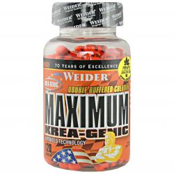 Weider Maximum Krea–Genic 120 Tabletten