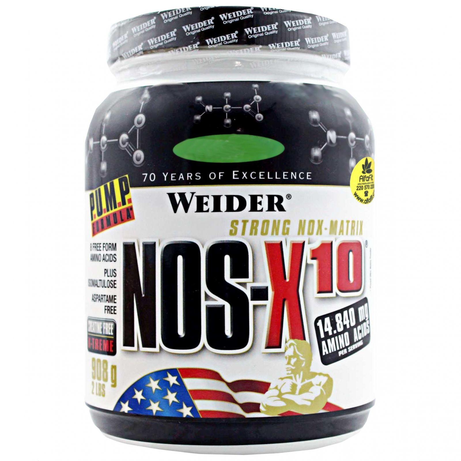 Weider NOS-X 10 - 908 g