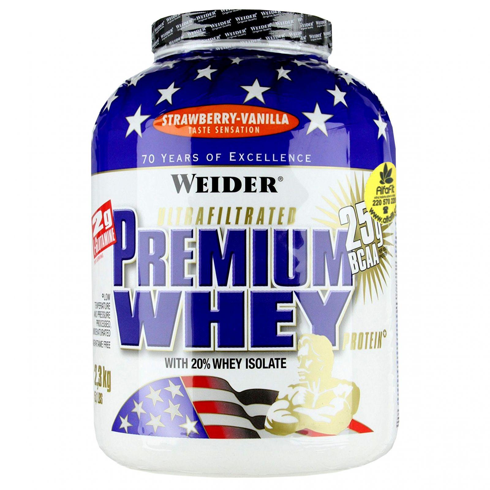 Weider Premium Whey 2300 g