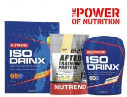 09.05.2019 - NEPŘEHLÉDNĚTE - doplňte tekutiny a protein s produkty NUTREND