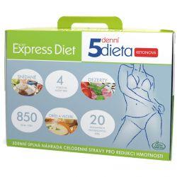 28.04.2019 - ZHUBNĚTE do plavek - Good Nature Express Diet 5denní ketonová dieta - 220169 - Good Nature Express Diet 5denní ketonová dieta