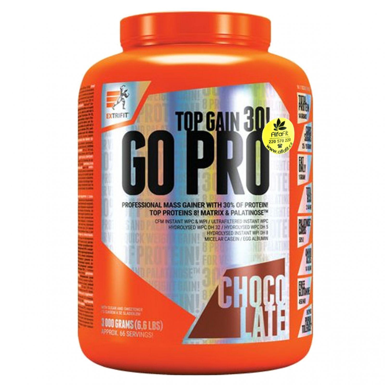 Extrifit Go Pro 30 - 3000g