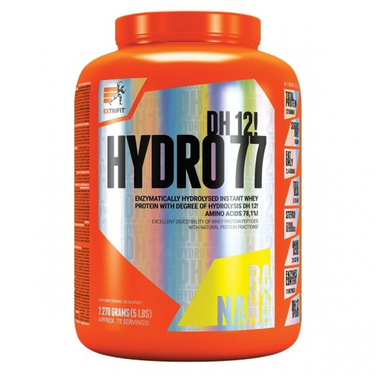 Extrifit Hydro 77 DH12 - 2270g