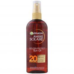 L´Oréal Ambre Solaire Golden Protect Sun Oil SPF 20 ─ 150 ml