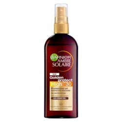 L´Oréal Ambre Solaire Olej na opalování Golden Touch OF 30 ─ 150 ml