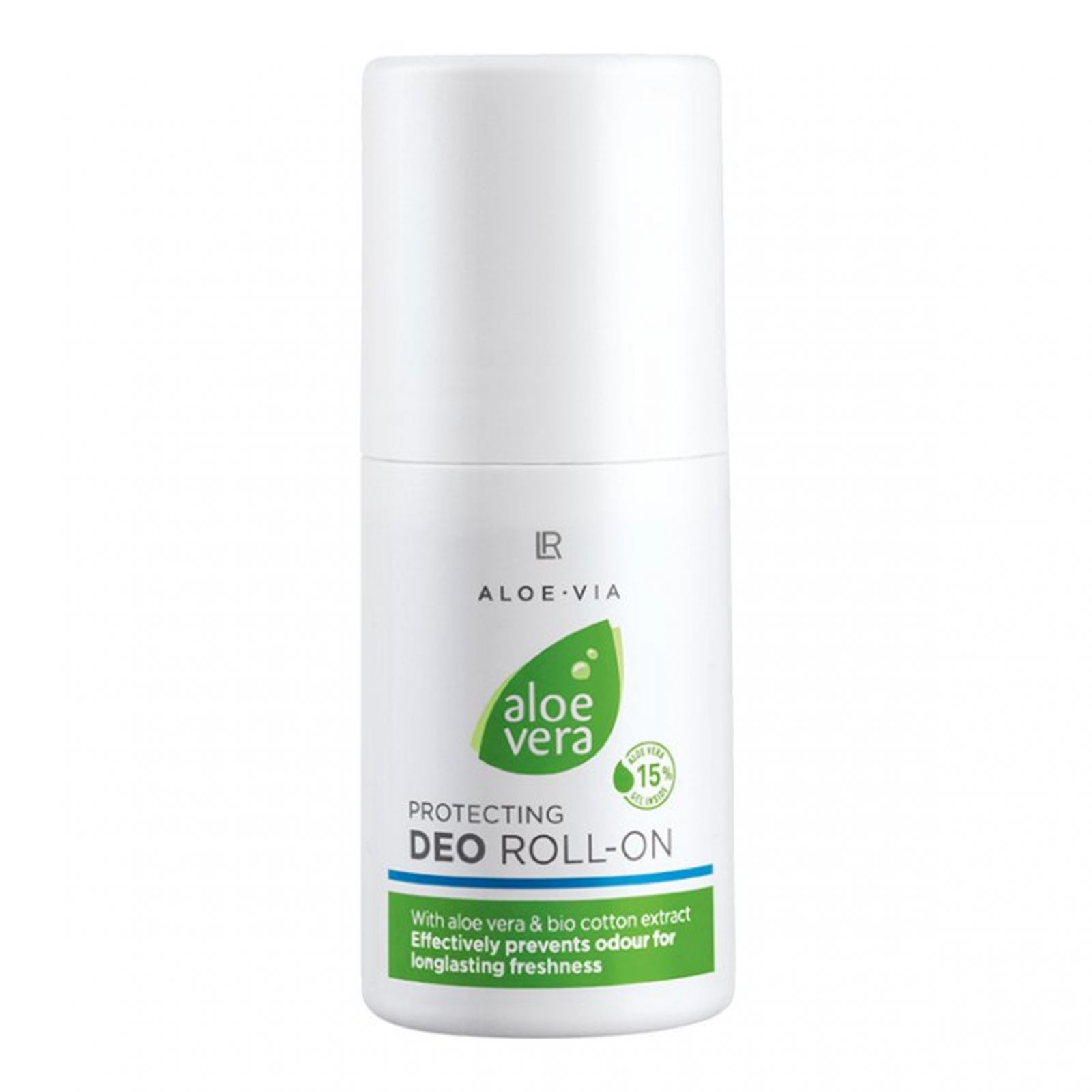 LR Aloe Vera Ochranný Roll-on Deo 50 ml (Aloe barbadensis)