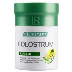 LR LIFETAKT Colostrum 60 kapslí