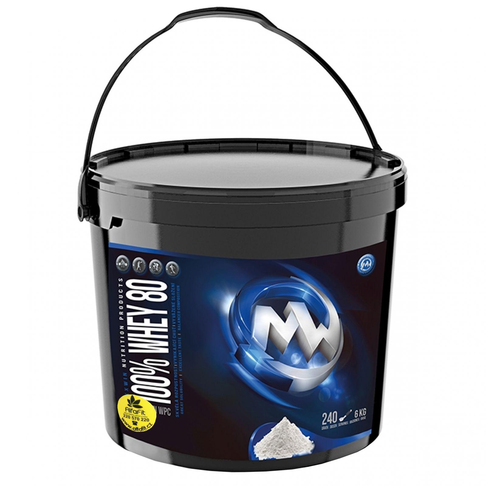 MAXXWIN 100% Whey 80 - 6000 g