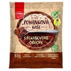 Semix Pohanková kaše s pekanovými ořechy 65 g