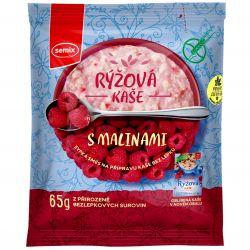 Semix Rýžová kaše s malinami 65 g