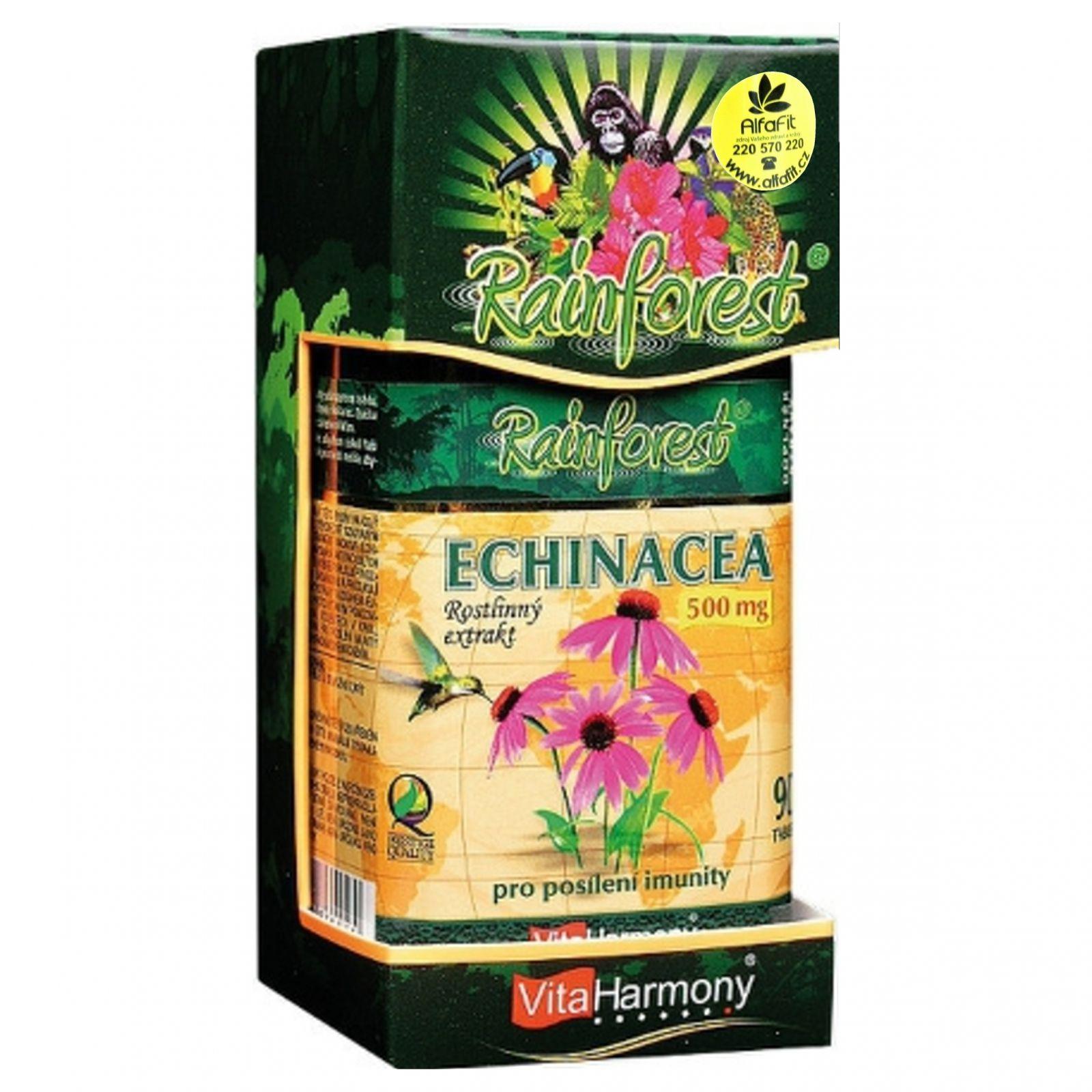 VitaHarmony Echinacea 500 mg - 90 tablet