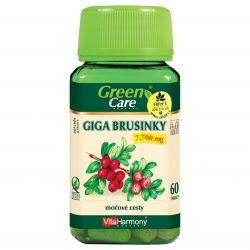 VitaHarmony Giga Cranberries 7700 mg  ─ 60 tablets