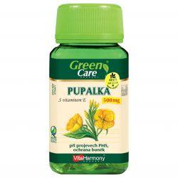 VitaHarmony Pupalka 500 mg s vitaminem E ─ 90 tobolek
