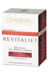 L'Oréal Revitalift Oční krém proti vráskám 15 ml