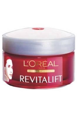 Loréal Paris Krém proti vráskám na obličej, kontury a krk Revitalift 50 ml