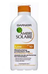 Garnier Ambre Solaire Opalovací mléko OF 10 ─ 200 ml