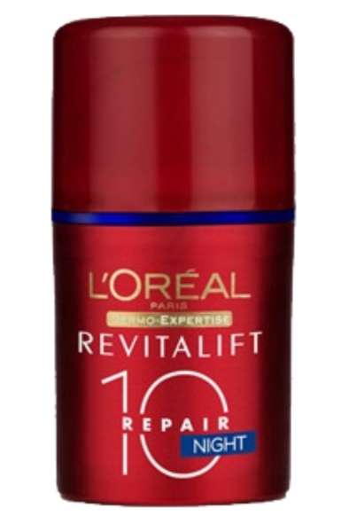Revitalift Total Repair 10 Noční multi-regenerační krém