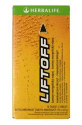 Herbalife Liftoff 10 tablets