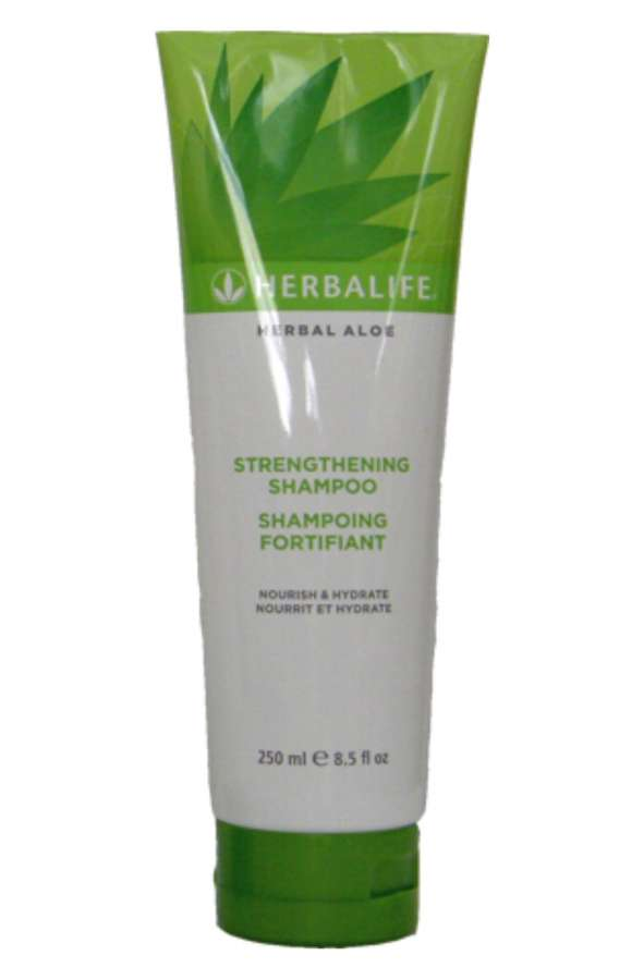 Posilující šampón Herbal Aloe 250 ml