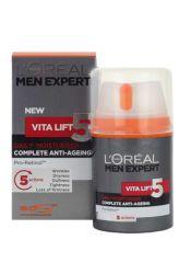 L'Oréal Hydratační krém proti stárnutí pleti pro muže Vita Lift 50 ml