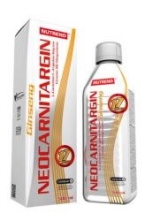 Nutrend Neocarnitargin mit Ginseng 500 ml