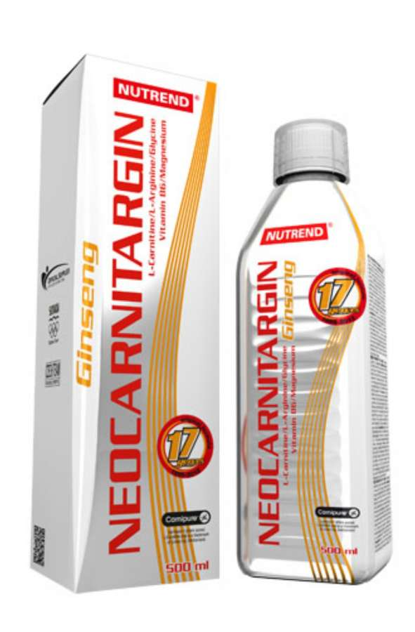 Neocarnitargin s ženšenem 500 ml