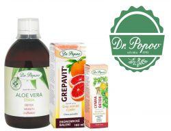 03.04.2020 - Produkty DR. POPOV pro detoxikaci organismu v akci