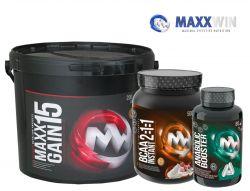 08.10.2019 - Sportovní výživa MAXXWIN již od 199,- – časově omezeno - 221745 - MAXXWIN za akční ceny - říjen 2019