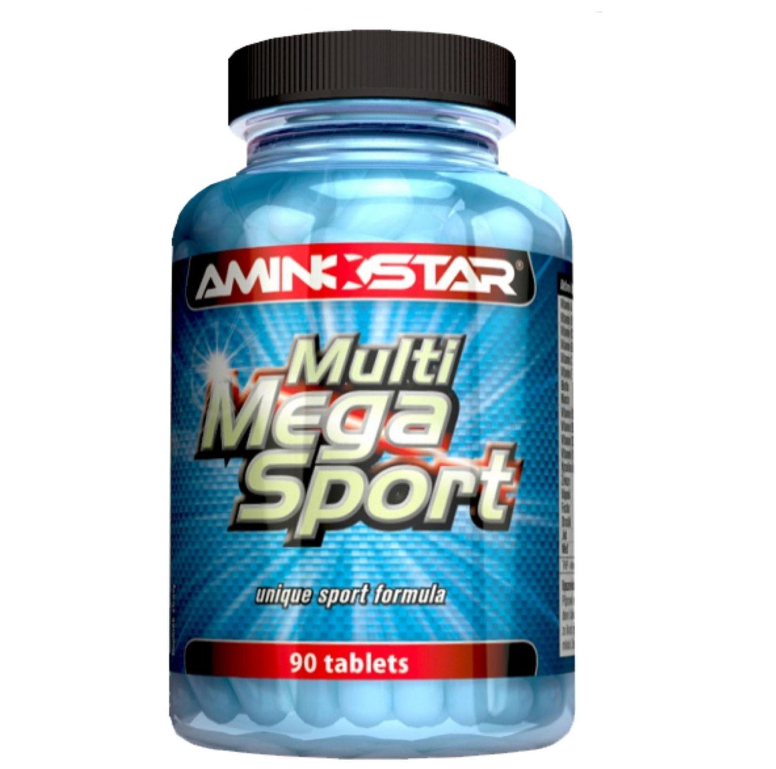 Aminostar Multi Mega Sport 90 kapslí