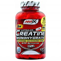 Amix Creatine Ethyl Ester 350 kapslí