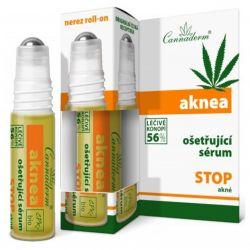 Cannaderm Aknea – ošetřující sérum 5 ml