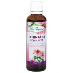Dr. Popov Bylinné kapky Echinacea purpurea 50 ml