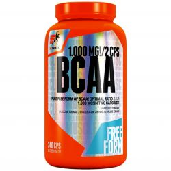 Extrifit BCAA Pure Free Form 240 capsules